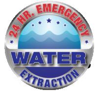 24 hour emergency water restoration